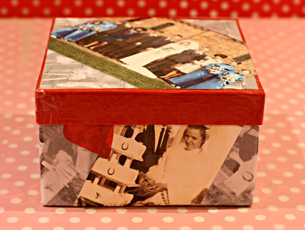 How To Decorate A Gift Box The Saturday Baking Challenge Custom How To Decorate A Gift Box